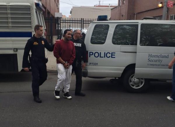 Capturan 120 presuntos pandilleros en El Bronx