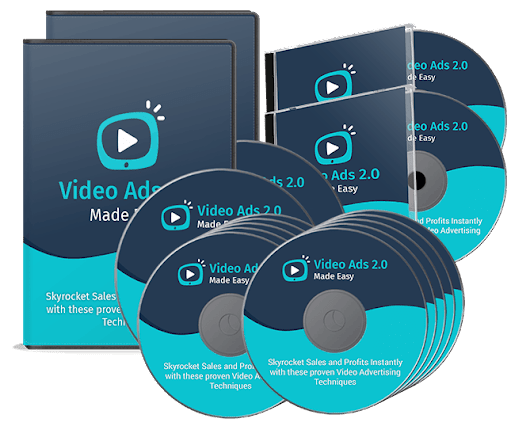 Video Ads 2.0 Made Easy eBook and Video Training