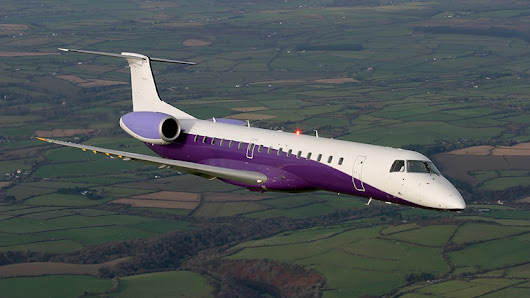 Embraer RJ145 - Regional Airliner Specifications and Charter Info