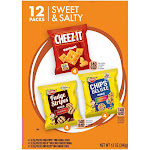 Keebler Cookies and Crackers Variety Pack - 12ct