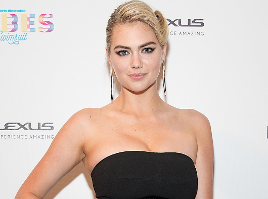 Kate Upton Explains How She Really Feels About The Critics Who Called Her Fat