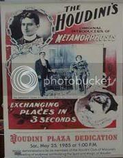 Houdini's Metamorphosis