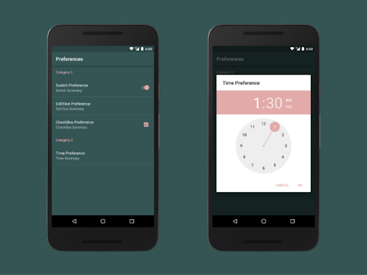 Building a Settings Screen for Android (Part 3)