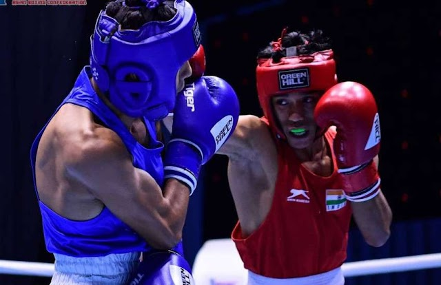 विश्वामित्र और विशाल ने एशियाई युवा मुक्केबाजी चैंपियनशिप में जीते स्वर्ण
