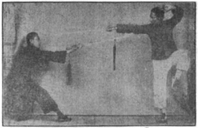 《昆吾劍譜》 李凌霄 (1935) - technique 3