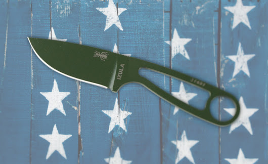 EXCLUSIVE: New USA Made ESEE Blades Coming in 2016 »