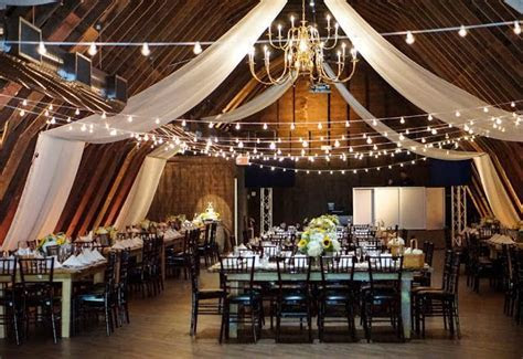Barn Wedding Venues Nj Perona Farms barn wedding cost