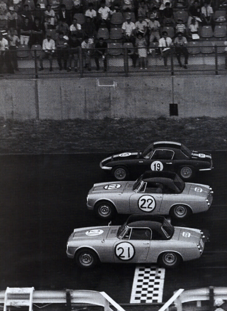 1965 - Funabashi sports car race