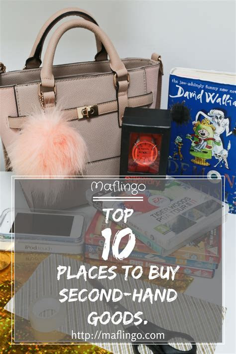 Give more for less: Top 10 places to buy second hand gifts.
