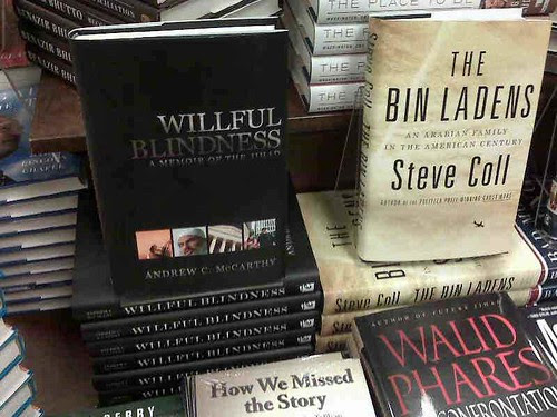Willful Blindness at Barnes & Noble