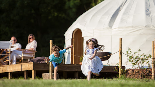 We Open Next Week! - Yurtshire | The Ultimate Glamping Experience