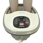 Carepeutic KH301 Motorized Hydro Therapy Foot & Leg Spa Bath Massager