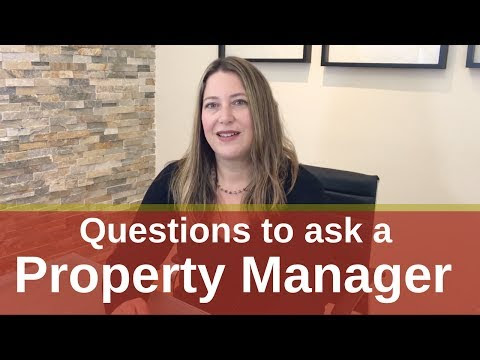 Questions You Should Ask Your Los Angeles Property Management Company