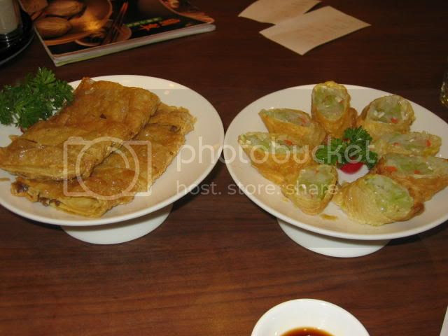 Chinese appetisers