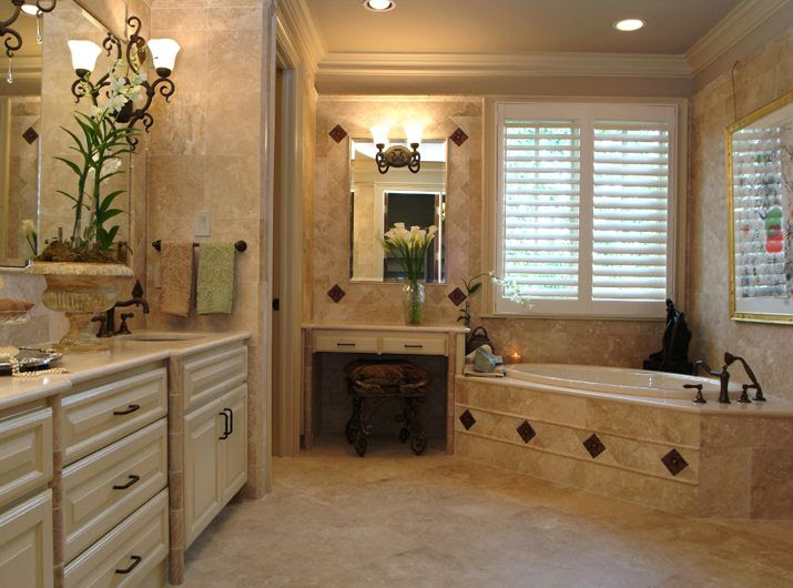 Master Bathroom Idea   Bathroom Remodel Ideas   Pinterest