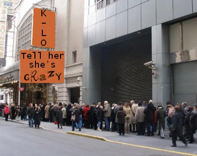 call her crazy