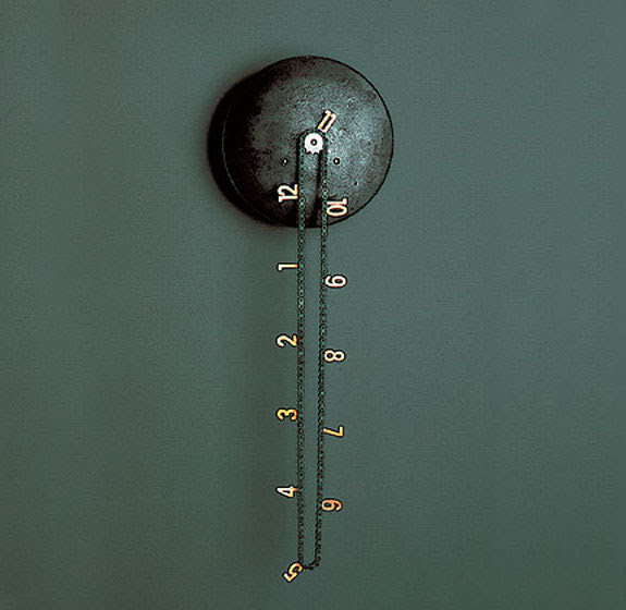 The Catena Bicycle Chain Wall Clock | Spot Cool Stuff: Design
