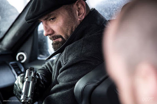 Dave Bautista hopes to reprise Mr Hinx in Bond 25 | The James Bond Dossier