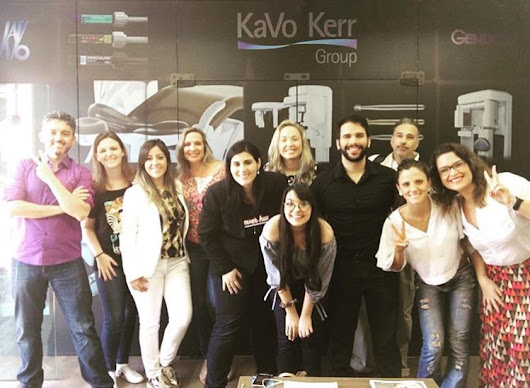 Digital Influencers Meeting 2016 - Kavo Kerr - Medo de Dentista