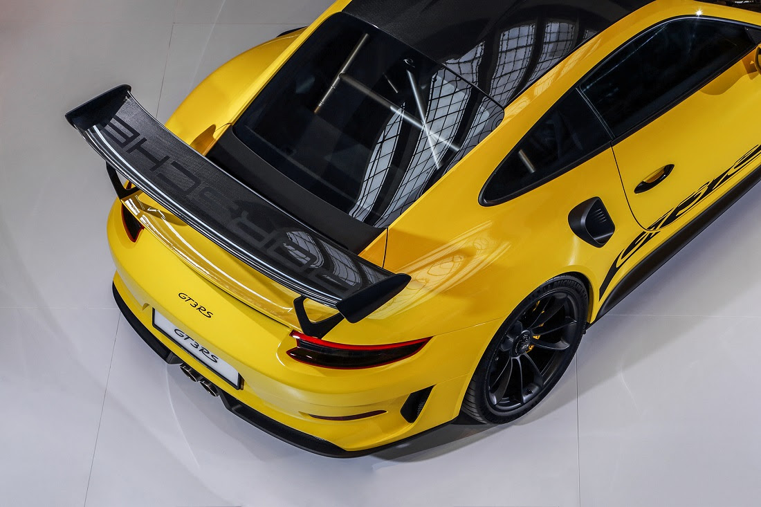 Porsche 911 Gt3 Rs Launched In Malaysia Autoworldcommy