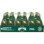 Perrier Sparkling Natural Mineral Water - 24 pack, 11.15 fl oz bottles