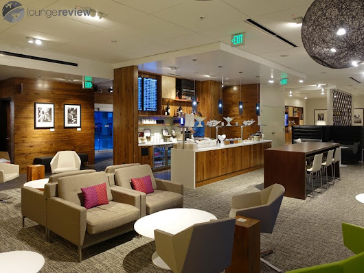 The American Express Centurion Studio Seattle: first impressions - LoungeReview.com
