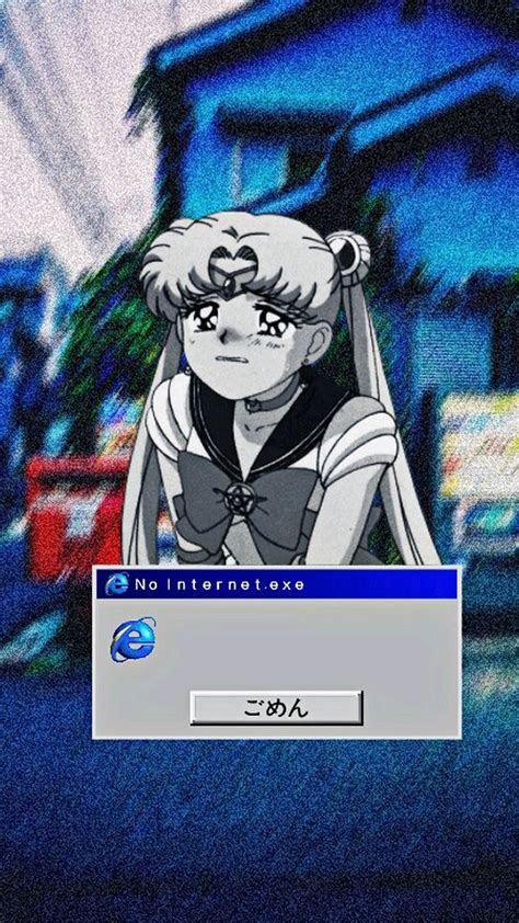 pin  liv  pfp  art anime  vaporwave