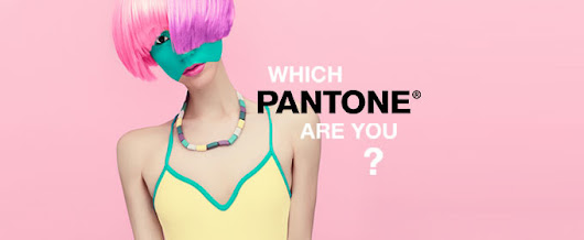 Quiz: If You Were a Pantone Color, Which One Would You Be?