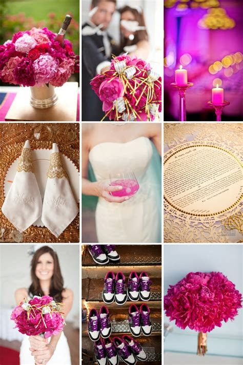 fall  love  fuchsia gold