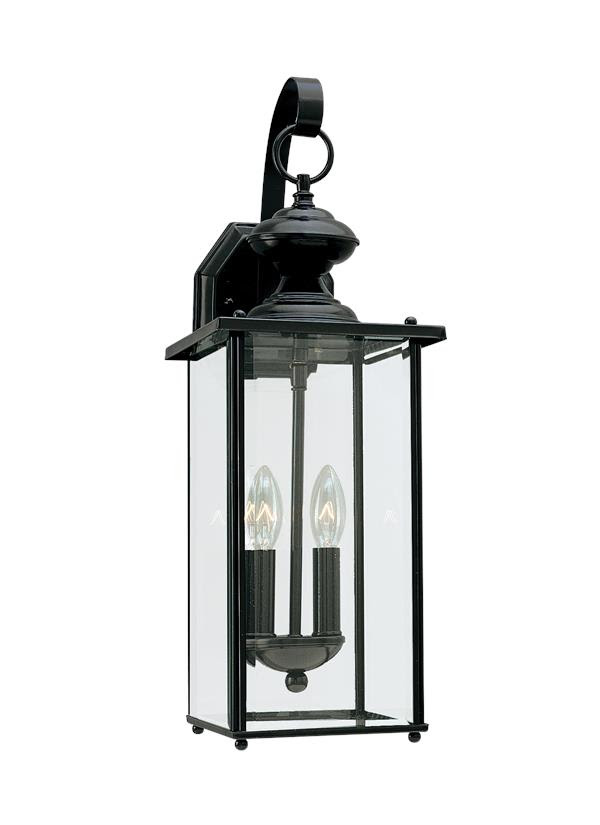 Large Outdoor Wall Light, Large Black Outdoor Wall Lighting