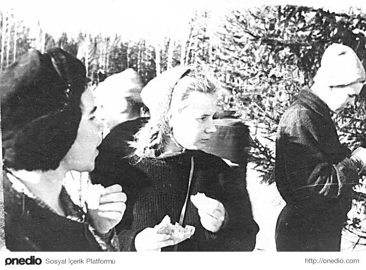 """5-) Lyudmila """"Luda"""" Dubinina ve Yuri Doroshenko"""