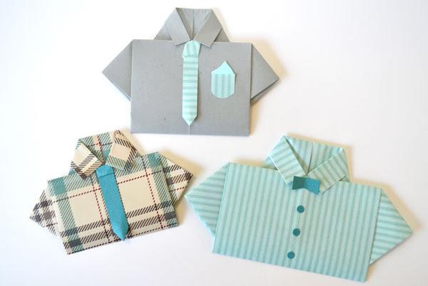 Camisa do dia de pai cartões