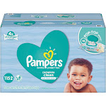 Pampers 80309966 Baby Wipes, Complete Clean, 1152 Count