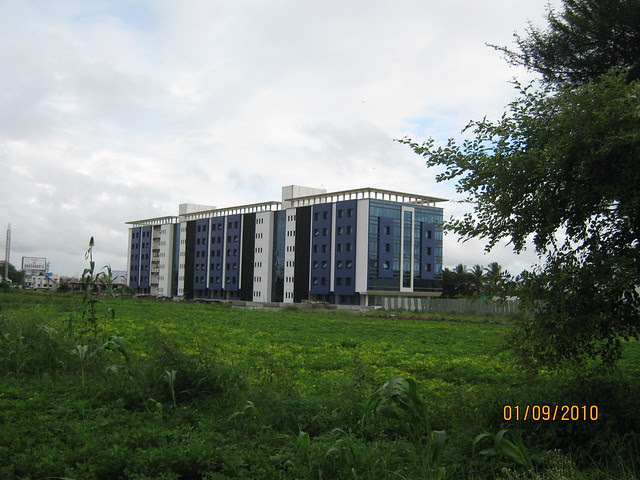 Kalpataru Harmony Wakad Pune - G-O-Square, Commercial Complex - view from the site