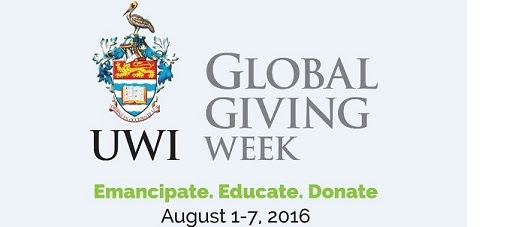 Count down to UWI's Global Giving Week | Marketing and Communications Office, The University of West Indies at Mona