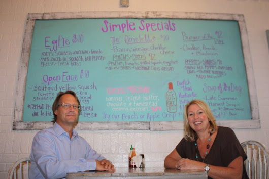 New eatery has simple game plan: Make it fresh, make it local