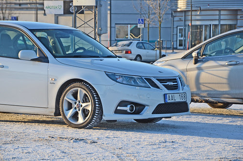 Saab 9-3 Griffin