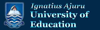 Ignatius Ajuru University of Education Postgraduate Admission form is on sale for 2017/2018 Academic Session