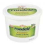 Rondele Garlic & Herb Gourmet Spread, 2.5Lbs./Cup (2 Per Case)