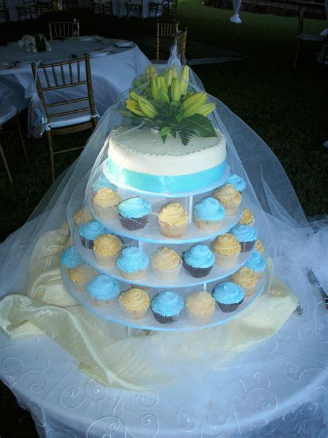Wedding Cakes from Helen G Events ? Jamaica Weddings Blog