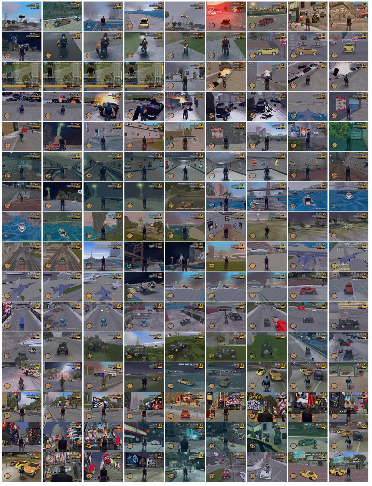 FOTOS DEL MOD DE STARMAN PARA GTA3