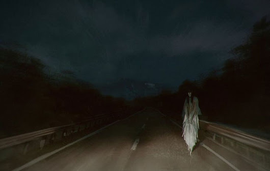 Explore the Haunted Roads in the World