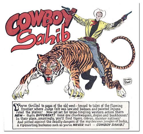 Cowboy Sahib