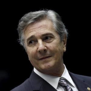 O senador Fernando Collor