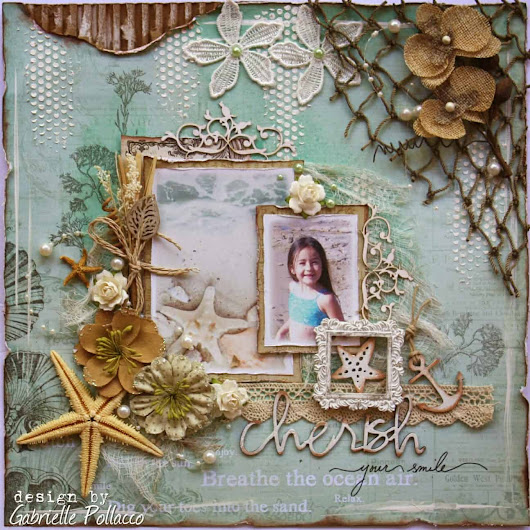 Immagine: 20 Scrapbook Layout Ideas That You'll Love - Ideal Me