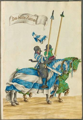 tournament knights - triumph of maximilian