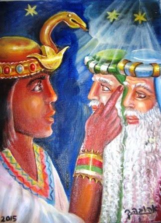 תוצאת תמונה עבור פרעה נכנע