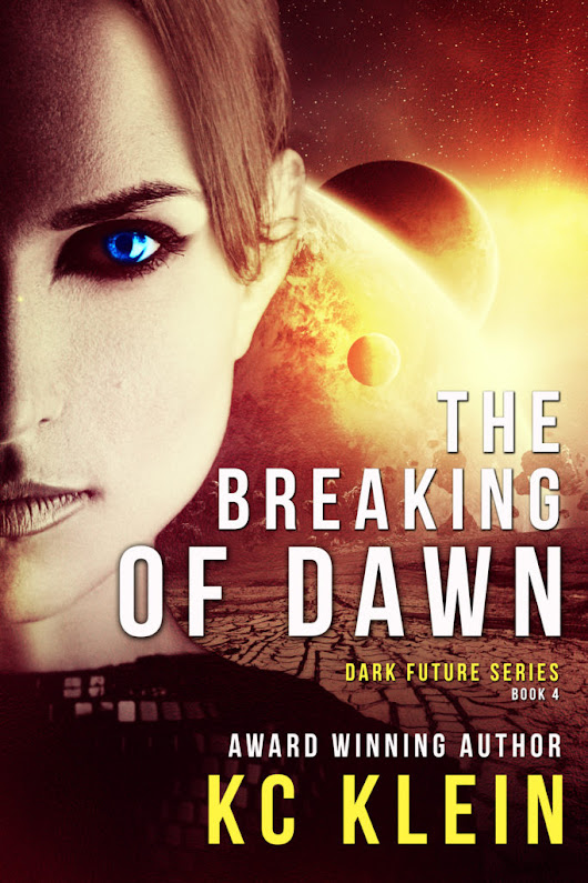 THE BREAKING OF DAWN is finally here!
