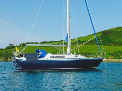 'Ariadne', a 1977 Camper & Nicholson 31 Sailboat for Sale