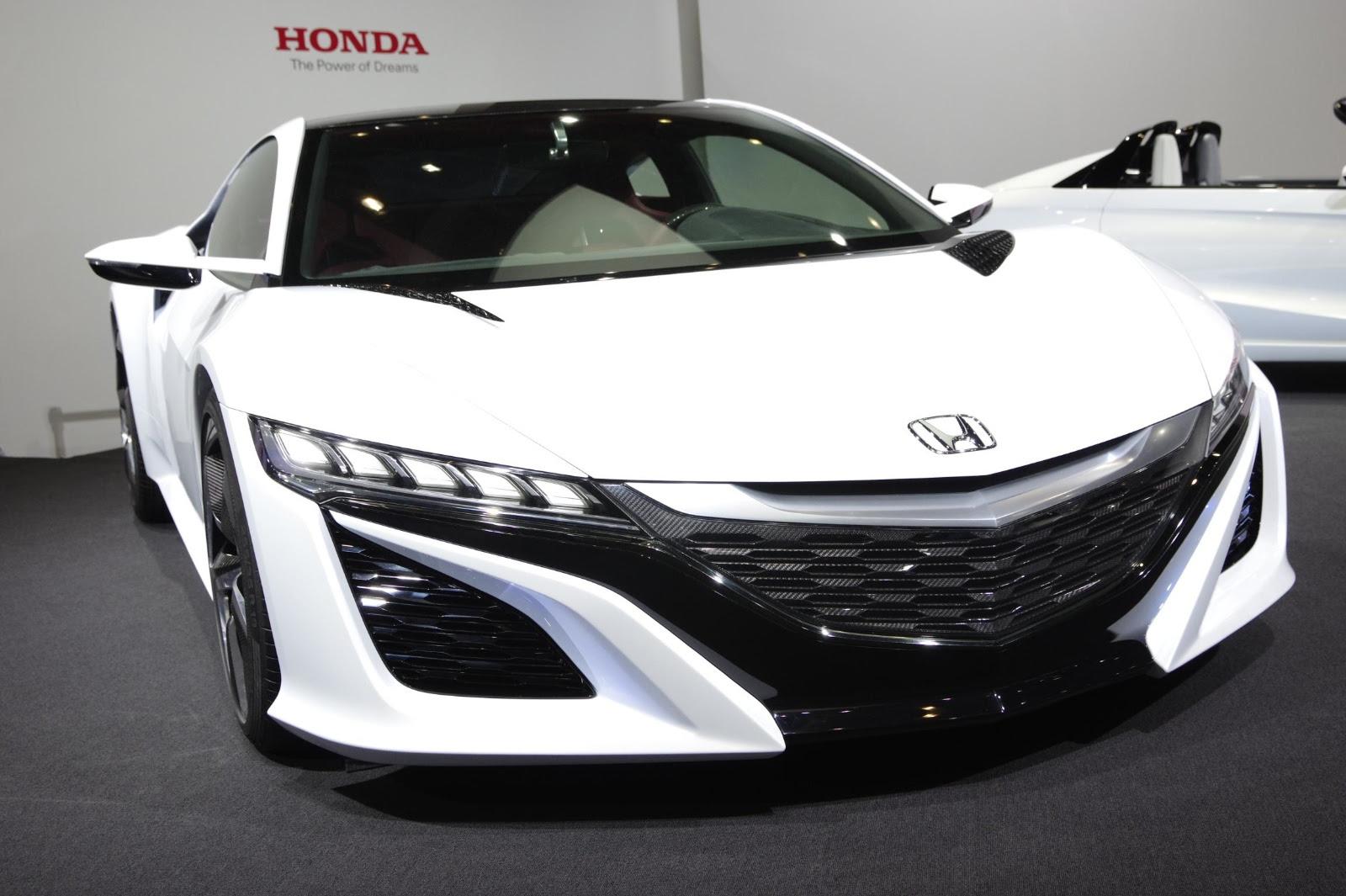 Tokyo 2013: Honda NS